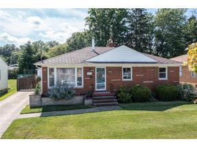 Property for sale at 6532 Mariana Drive, Parma Heights,  Ohio 44130
