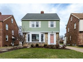 Property for sale at 3817 Northwood Road, University Heights,  Ohio 44118