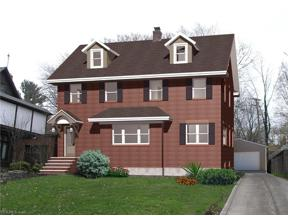 Property for sale at 2526 Norfolk Road, Cleveland Heights,  Ohio 44106