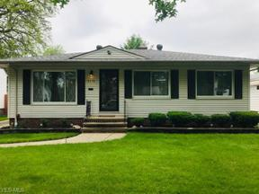 Property for sale at 6654 Lawnwood Avenue, Parma Heights,  Ohio 44130
