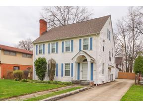 Property for sale at 3066 Keswick Road, Cleveland,  Ohio 44120