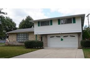 Property for sale at 6506 Fairweather Drive, Middleburg Heights,  Ohio 44130