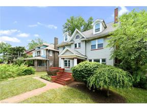 Property for sale at 11004 Wade Park Avenue, Cleveland,  Ohio 44106