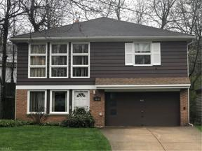 Property for sale at 3618 Meadowbrook Boulevard, University Heights,  Ohio 44118