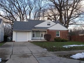 Property for sale at 4549 Edmond Drive, South Euclid,  Ohio 44121