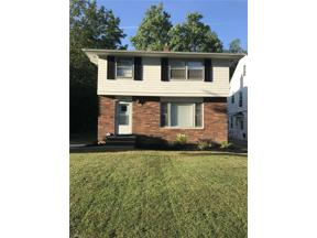 Property for sale at 4488 Mackall Road, South Euclid,  Ohio 44121