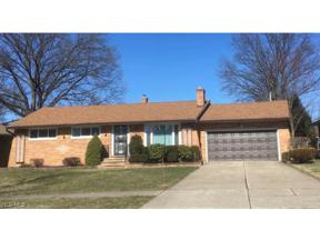Property for sale at 15630 Galemore Drive, Middleburg Heights,  Ohio 44130