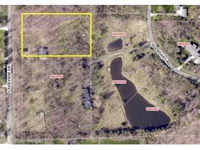 Property for sale at TBD Lakeview Drive, Akron,  Ohio 44333
