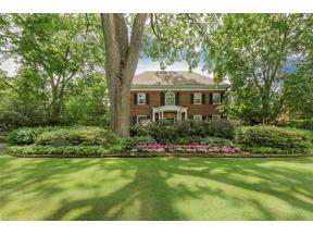 Property for sale at 22150 McCauley Road, Shaker Heights,  Ohio 44122