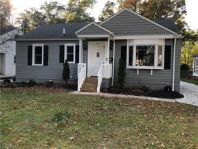 Property for sale at 526 Glen Park Drive, Bay Village,  Ohio 44140