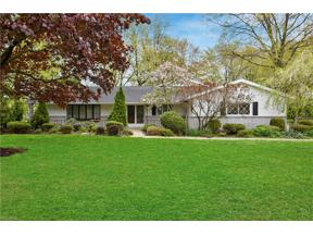 Property for sale at 477 Woodbine Circle, Mayfield Village,  Ohio 44143