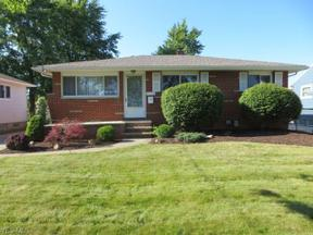 Property for sale at 15340 Meigs Boulevard, Brook Park,  Ohio 44142