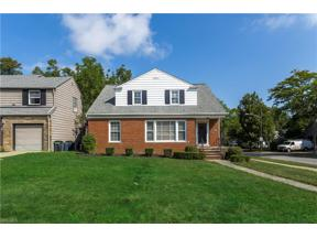 Property for sale at 14393 E Carroll Boulevard, University Heights,  Ohio 44118