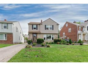 Property for sale at 3909 Washington Boulevard, University Heights,  Ohio 44118