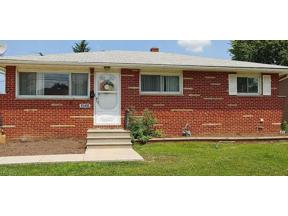 Property for sale at 15410 Meigs Boulevard, Brook Park,  Ohio 44142