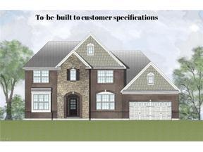 Property for sale at 36308 Ravinia Lane, Avon,  Ohio 44011