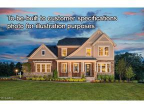 Property for sale at 12550 Treeline Trail, North Royalton,  Ohio 44133