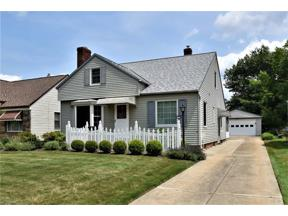 Property for sale at 1651 Harwich Road, Lyndhurst,  Ohio 44124