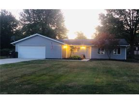 Property for sale at 14360 Cowley Road, Columbia Station,  Ohio 44028