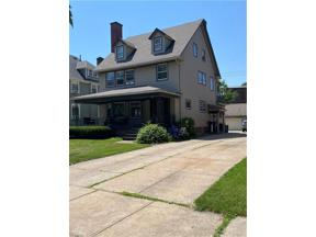 Property for sale at 1442 W Clifton Boulevard, Lakewood,  Ohio 44107