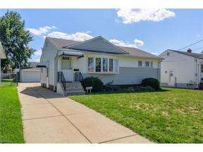 Property for sale at 16261 Remora Boulevard, Brook Park,  Ohio 44142