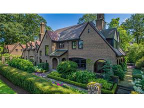 Property for sale at 2465 Marlboro Road, Cleveland Heights,  Ohio 44118