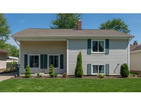 Property for sale at 14044 Zaremba Drive, Brook Park,  Ohio 44142
