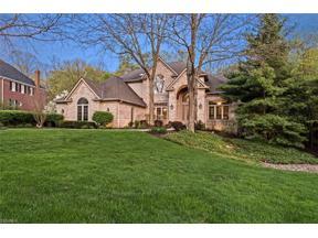 Property for sale at 7440 Hillside Lane, Solon,  Ohio 44139