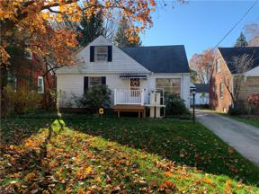 Property for sale at 4652 Anderson Road, South Euclid,  Ohio 44121
