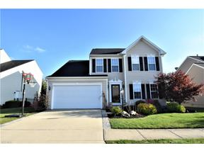 Property for sale at 823 Seasons Pass Drive, Brunswick,  Ohio 44212