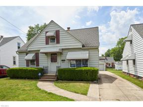 Property for sale at 5112 E 119 Th Street, Garfield Heights,  Ohio 44125
