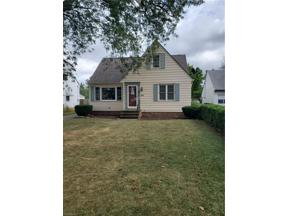 Property for sale at 6625 Commonwealth Boulevard, Parma Heights,  Ohio 44130