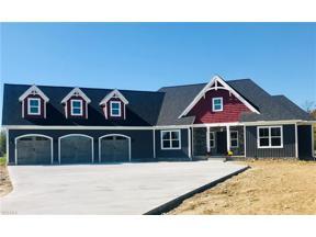 Property for sale at 7272 Hunters Glen Lane, Seville,  Ohio 44273