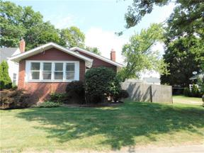 Property for sale at 131 Lincoln Avenue, Cuyahoga Falls,  Ohio 44221