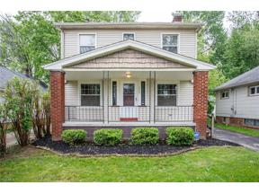 Property for sale at 1475 Holmden Road, South Euclid,  Ohio 44121