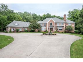 Property for sale at 7175 Settlers Ridge Road, Gates Mills,  Ohio 44040