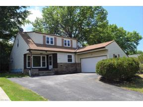 Property for sale at 23824 Glenhill Drive, Beachwood,  Ohio 44122