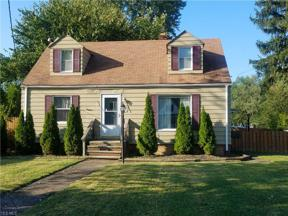 Property for sale at 11412 Woodview Boulevard, Parma Heights,  Ohio 44130