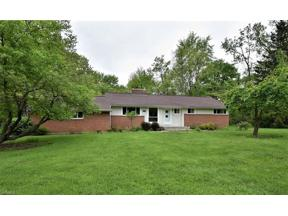 Property for sale at 4910 E Woodcrest Road, Orange,  Ohio 44022