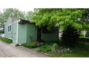 Property for sale at 6158 Sylvia Drive, Brook Park,  Ohio 44142