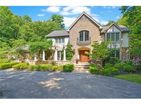 Property for sale at 1740 Carriage Place, Gates Mills,  Ohio 44040