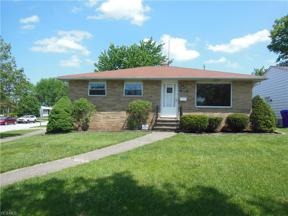 Property for sale at 14252 PARK Drive, Brook Park,  Ohio 44142