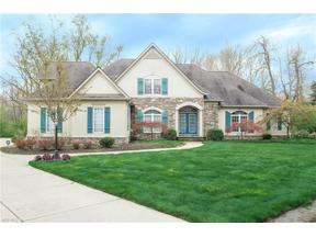 Property for sale at 60 Winding River Trail, Bentleyville,  Ohio 44022