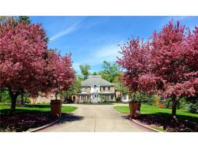 Property for sale at 7145 Settlers Ridge Road, Gates Mills,  Ohio 44040