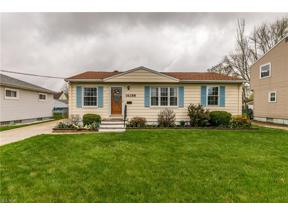 Property for sale at 16288 Remora Boulevard, Brook Park,  Ohio 44142