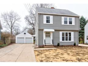 Property for sale at 1520 Commodore Road, Lyndhurst,  Ohio 44124