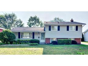 Property for sale at 1241 Golden Gate Boulevard, Mayfield Heights,  Ohio 44124