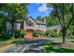 Property for sale at 839 Hardwood Court, Gates Mills,  Ohio 44040