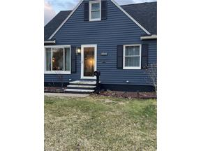 Property for sale at 15595 Bowfin Boulevard, Brook Park,  Ohio 44142