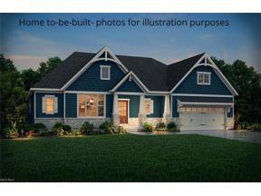 Property for sale at 36712 Capri Road, North Ridgeville,  Ohio 44039
